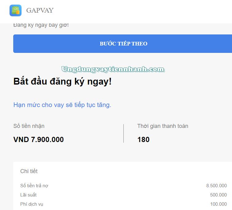 H5 GapVay